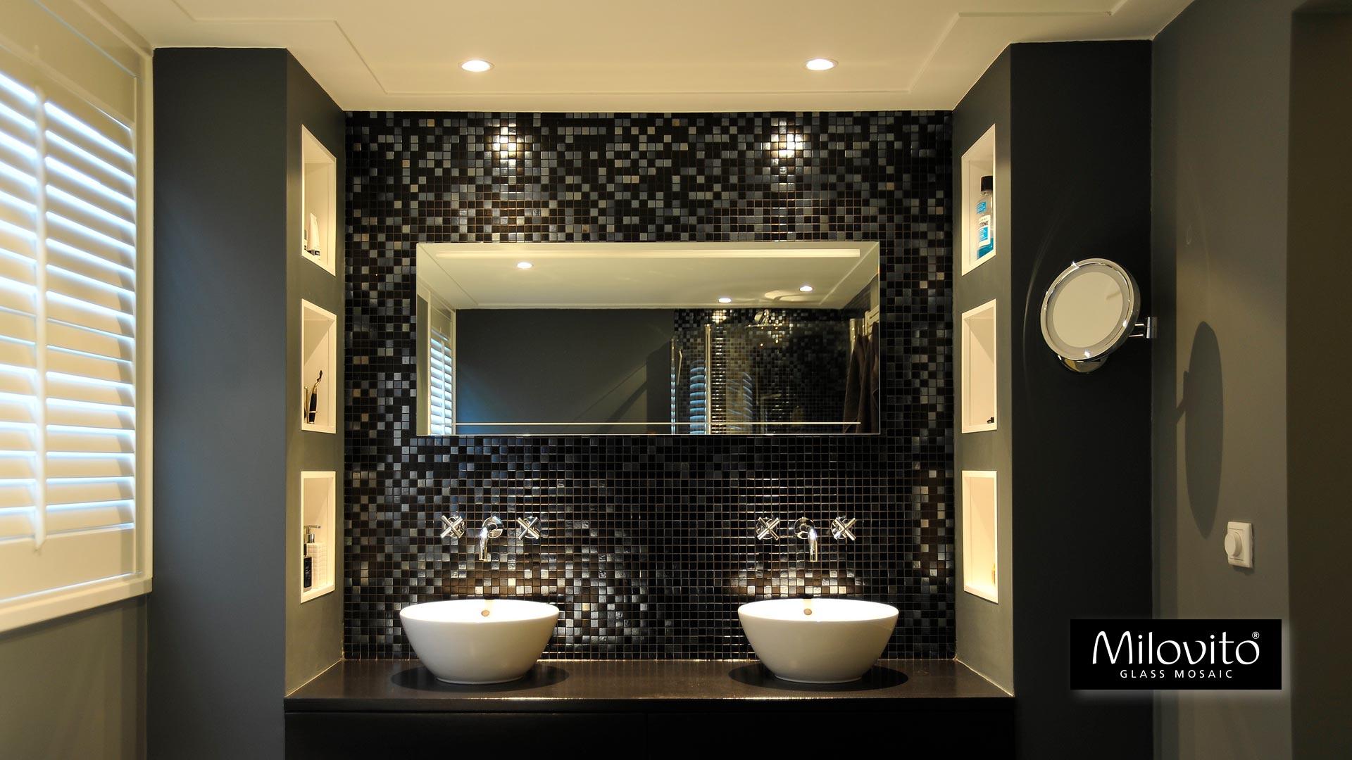 Uitzonderlijk Badkamer Mozaiek Voorbeelden @YF84 ...