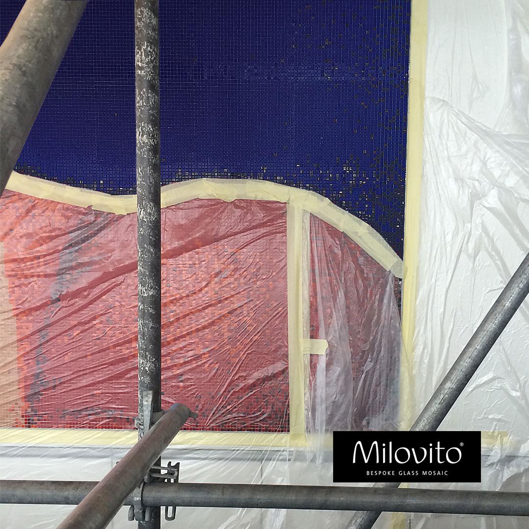 mozaiek kunst voegen epoxy 2-componenten