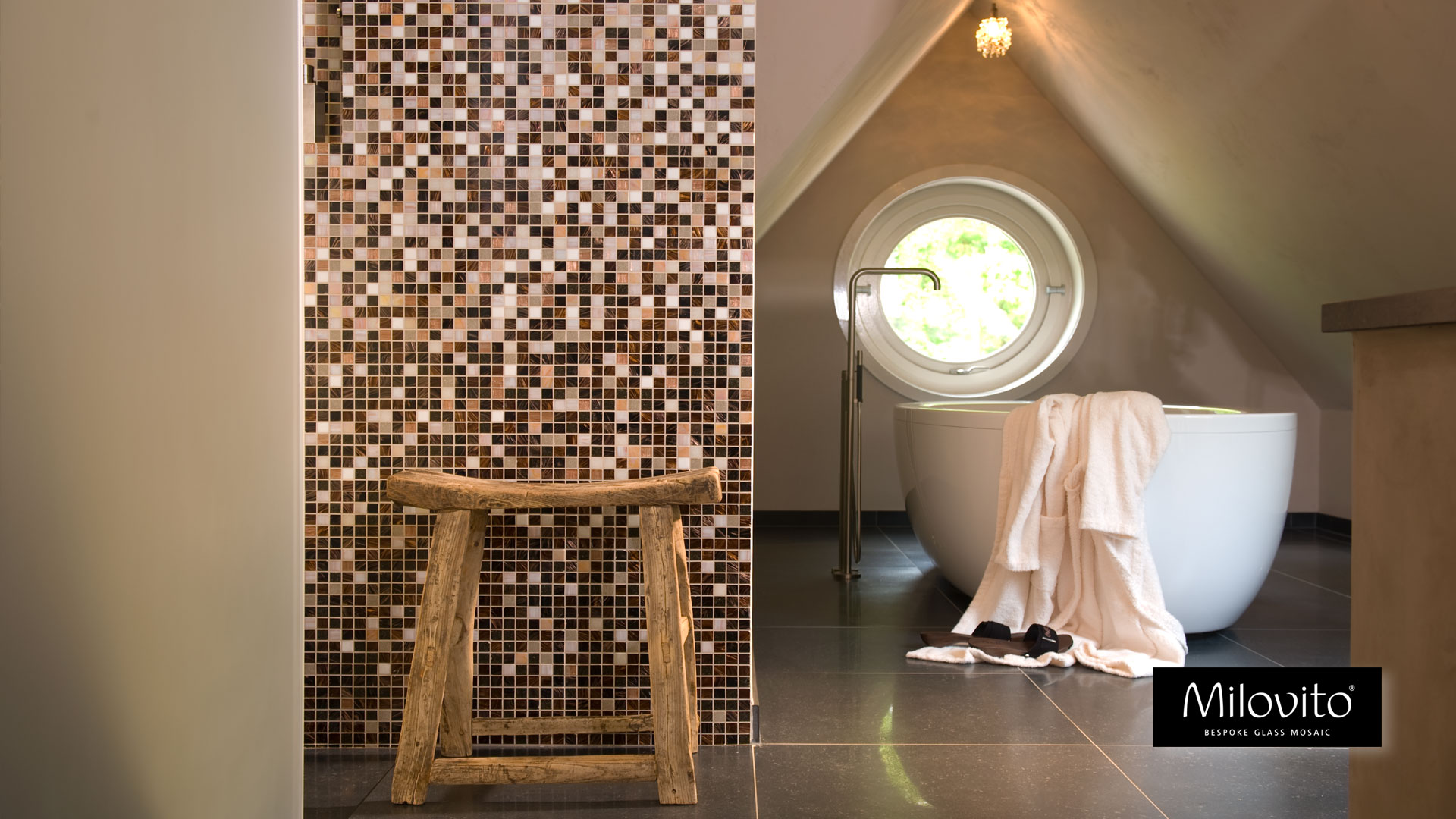Mozaiek badkamer goedkoop elegant mozaiek badkamer goedkoop eigen