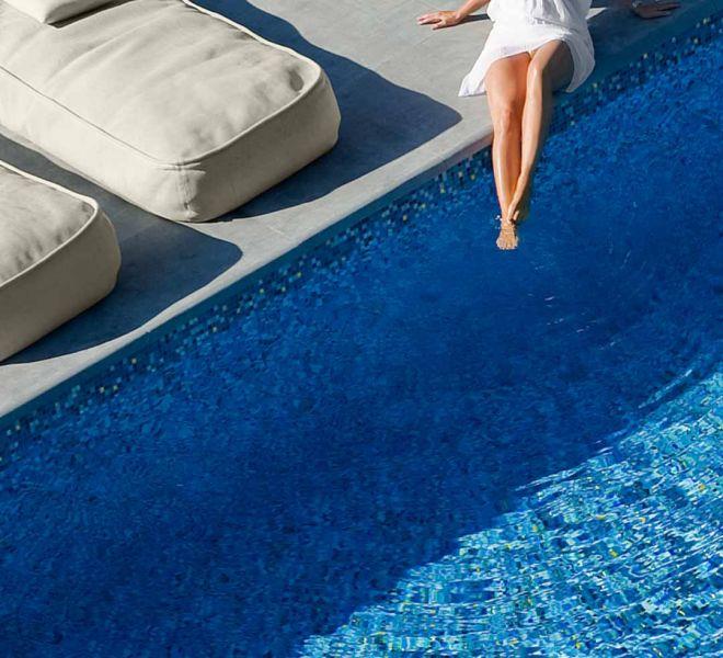 mozaiek zwembad